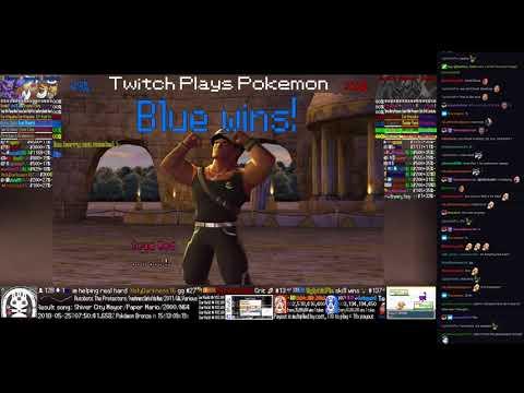Twitch Plays Pokémon Battle Revolution - Matches #117792 and #117793