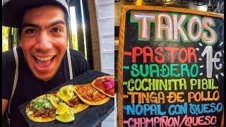 Comida mexicana MUY BARATA en...