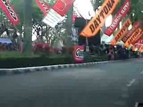 Drag Bike Kejurda lumajang 2013 part 2 Travel Video