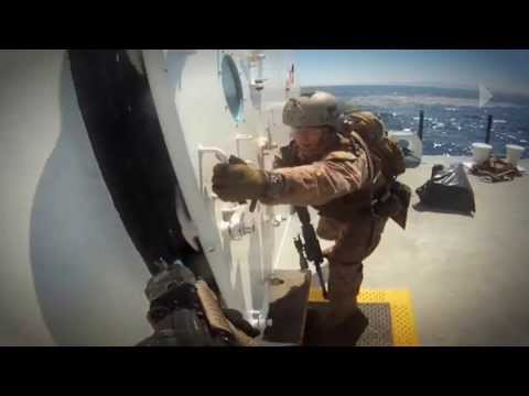Bad Ass Marine Video - 13th MEU Maritime Raid Force