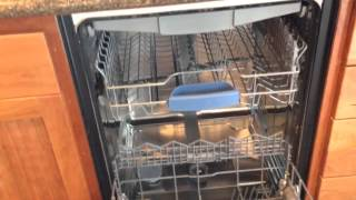 Bosch 500 vs 800 Dishwasher review