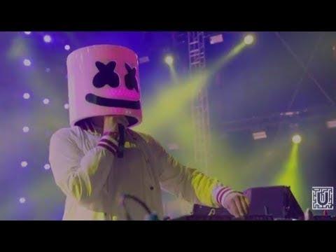 Marshmello - LIVE @ Untold Festival 2017