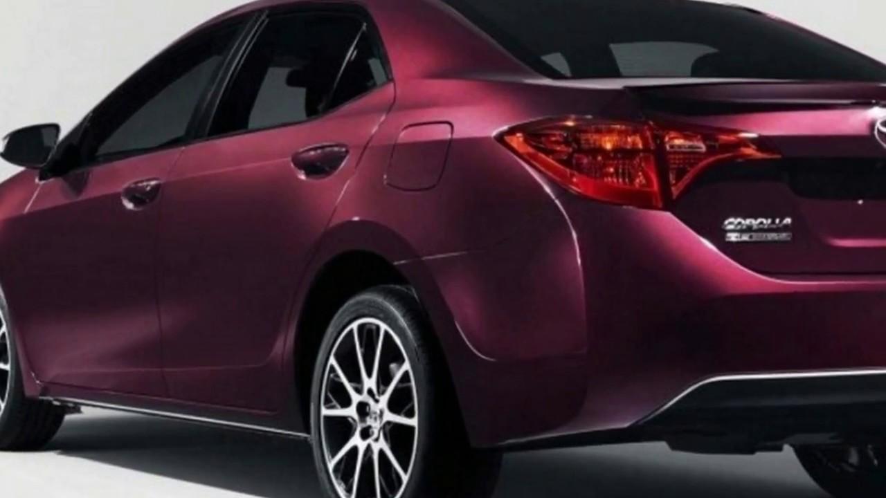 2018 Corolla Price >> Hot 2018 Toyota Corolla Price And Rumors Youtube