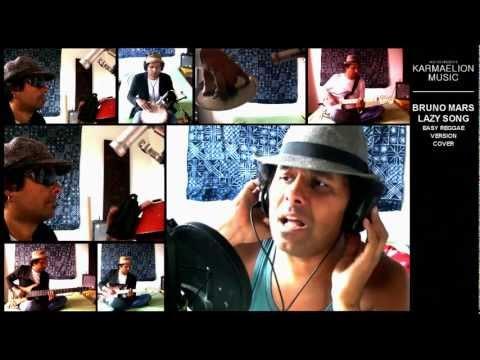 Bruno Mars - The Lazy Song MACEEDO Easy Reggae Cover