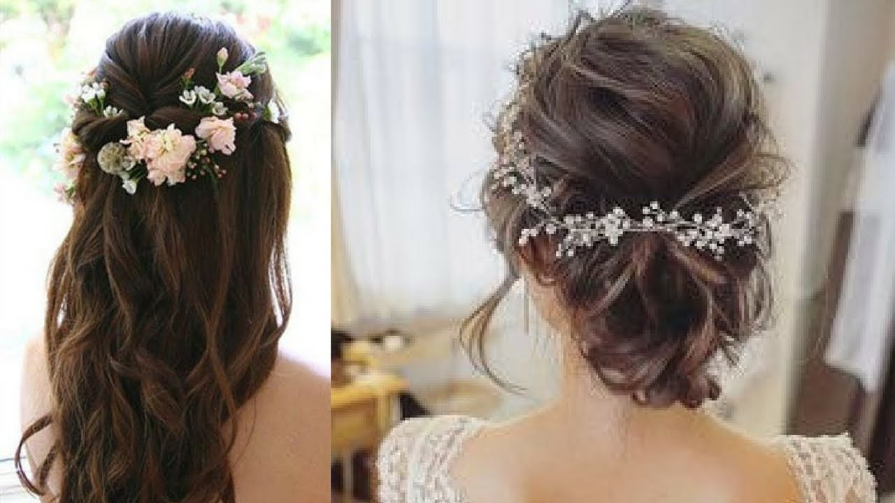 Simple & Cute Hairstyles | Easy Girls Hairstyles For Everyday(part ...