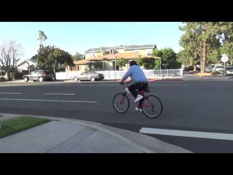 Nice RED Bike!  - 5/11/2014