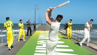 Finch on the mend as Australia tune up for T20I opener