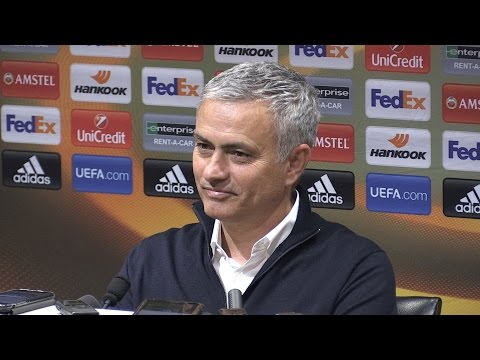 Manchester United 2-1 Anderlecht (Agg 3-2) - Jose Mourinho Full Post Match Press Conference