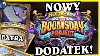 NOWY DODATEK! - THE BOOMSDAY PROJECT - Hearthstone Extra