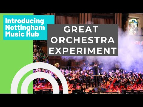 The Great Orchestra Experiment
