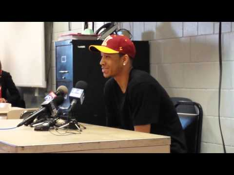 Amir Coffey commits to the University of Minnesota
