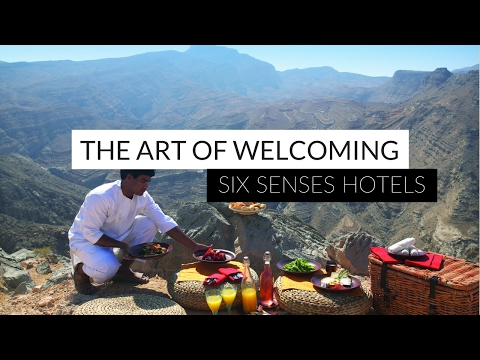 Neil Jacob, CEO Six Senses - The Art of Welcoming  - Luxury Hotels - ILTM Interview