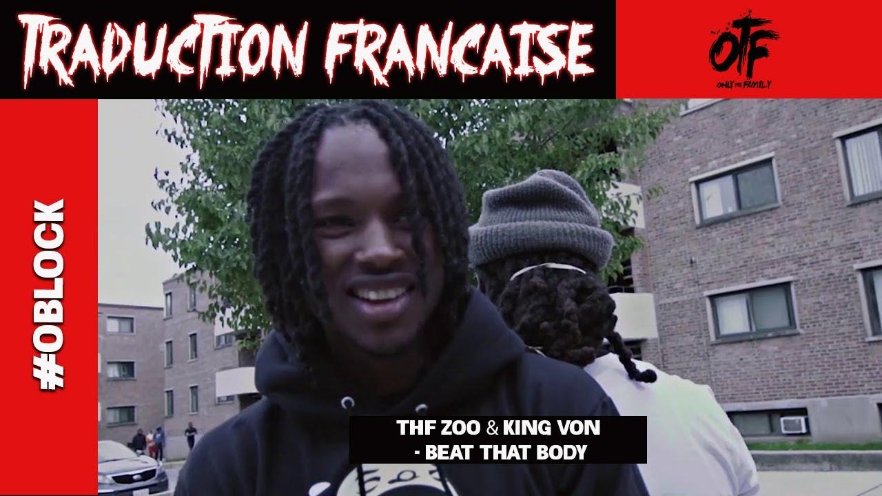 Traduction | THF Zoo & King Von - Beat That Body