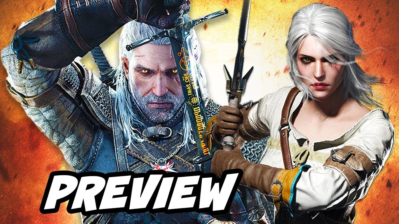 The witcher netflix series preview and book story to witcher 3 the witcher netflix series preview and book story to witcher 3 explained solutioingenieria Gallery