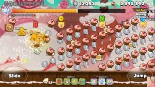 Cookie Run - FARMING COINS / 62,127 COINS / Cheesecake Cookie (LINE Ver)
