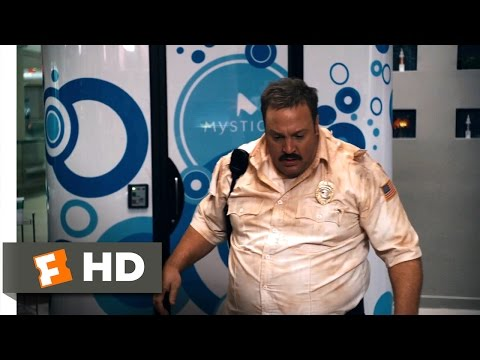 Paul Blart: Mall Cop (2009) - Tanning Bed Trap Scene (5/10) | Movieclips