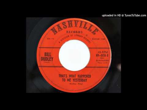 Bill Dudley - That