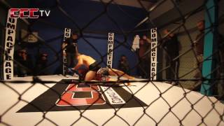 CCC - Compact Cage Championship - Joao silva vs luis correia Thumbnail