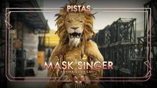 Las pistas del León | Pista 1 | Mask Singer: Adivina quién canta