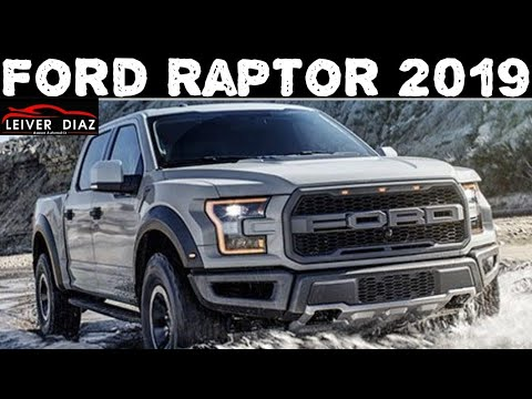 Ford Raptor 2019 - A Technological Beast