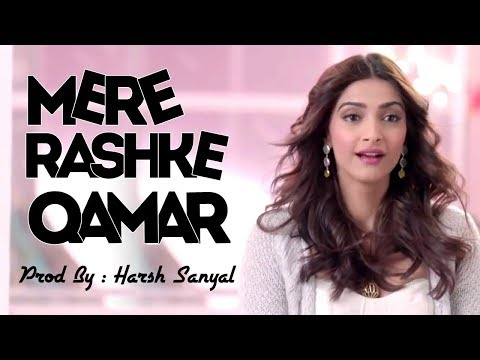 Mere Rashke Qamar - Instrumental Cover Mix (Junaid Asghar)  | Harsh Sanyal |