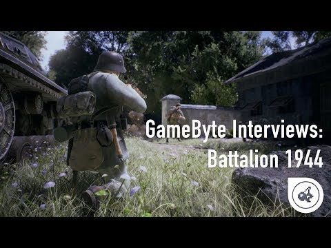 Battalion 1944 (GameByte Interviews) thumbnail