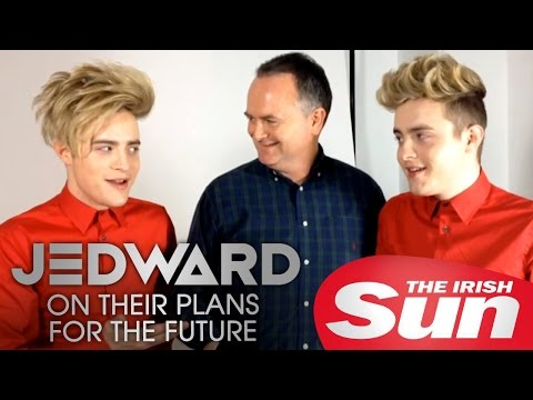 Jedward On Their Plans For The Future – Irish Sun