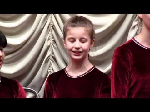 Русская народная песня Молодая молода, обр. Шапиро