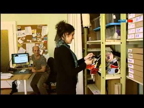 Babytrage Jackenerweiterung - MDR Einfach genial - 10.04.2012 - YouTube