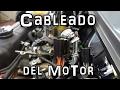 Restauración del Mini #30 ? Montaje del cableado del motor SPI | (En español)