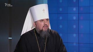Мечты и планы Епифания. Кто поджёг монастырь в Одессе?