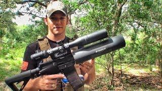 Снайперим из пушки для банок | Разрушительное ранчо | Перевод Zёбры