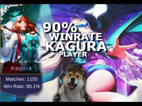 Best Kagura Player in the World - Mobile Legends - Guide - Tips - Giveaway