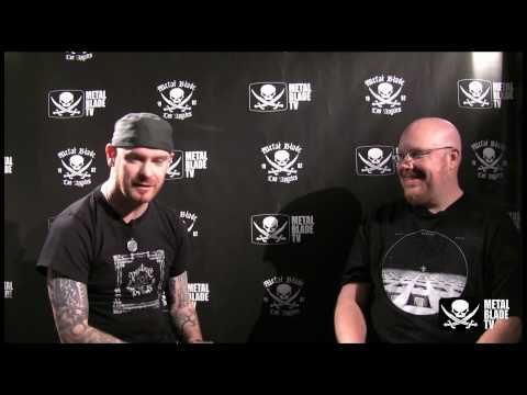Primordial's AA Nemtheanga talks classic metal with Brian Slagel: Trouble