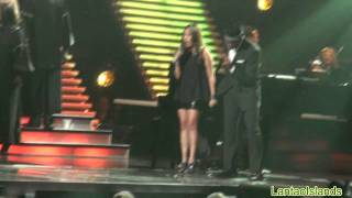 Charice & Ne-Yo : Earth song, to Michael Jackson, David Foster Mandalay Bay LV Oct 15 2010
