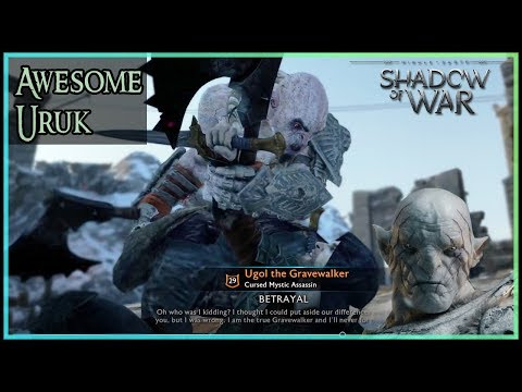 Most Awesome Uruk Moments of Mordor 3 | Shadow of War