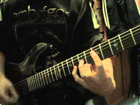 Alter Bridge - Watch Your Words guitar cover