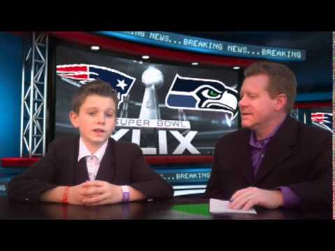 Super Bowl 49 Prediction Comes True!