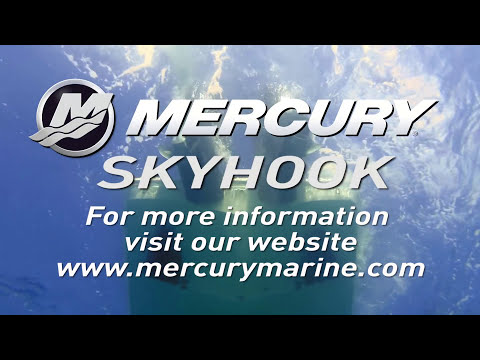 Mercury Joystick Piloting for Outboards - Skyhook
