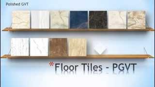 Millennium Tiles Pvt. Ltd. - Morbi, Gujarat, India