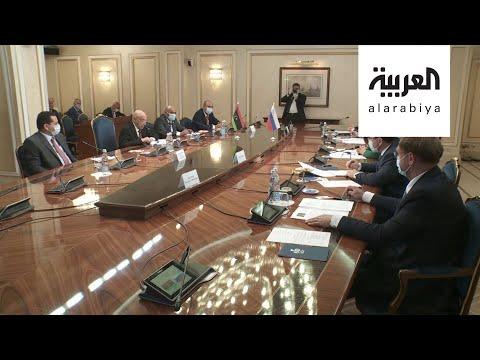 لافروف: روسيا تدعم مبادرة عقيلة لإيقاف إطلاق النار في ليبيا  - نشر قبل 8 ساعة