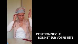 Chimio, Alopécie : Comment nouer votre turban foulard Emma Lebré