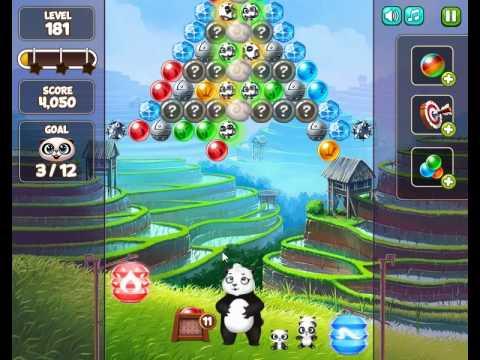 panda pop level 181 no boosters youtube. Black Bedroom Furniture Sets. Home Design Ideas