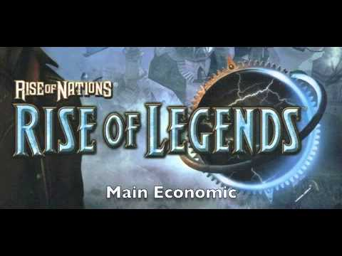 Rise Of Legends Main Economic
