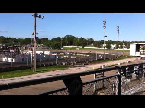 Hot laps - Iowa State Fair Speedway