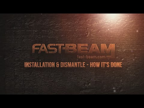 Installation & Dismantle – how it's done