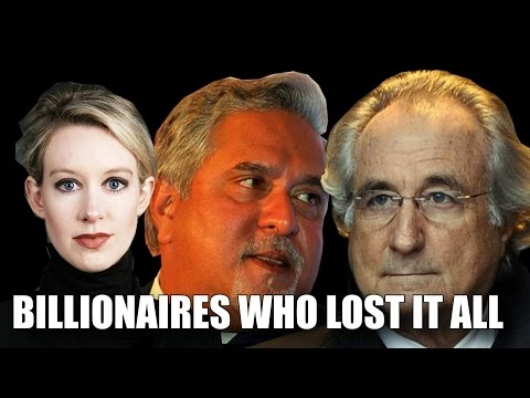 6 BILLIONAIRES WHO LOST THEIR FORTUNE