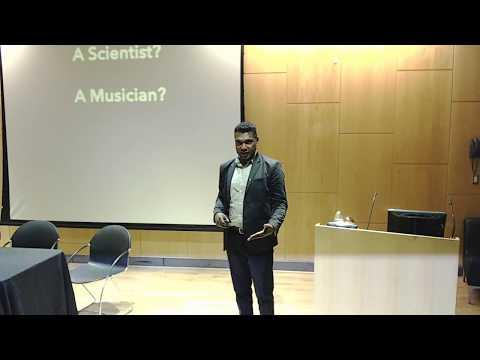 3. MATHFest XXVII - Stephon Alexander (Brown University)