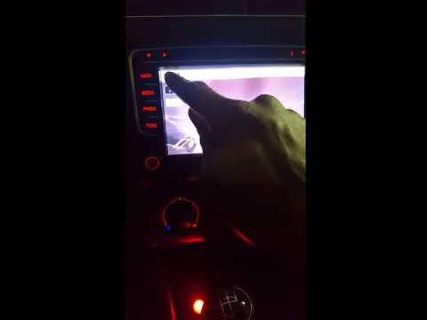 "VW Jetta Passat Golf 7"" HD Touch Screen Car Stereo GPS DVD Player Radio"