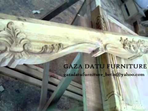 Mallari's TV Cabinet Made by GAZA DATU FURNITURE